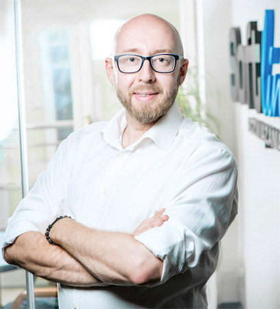 Jakub David - Manager Programów Partnerskich